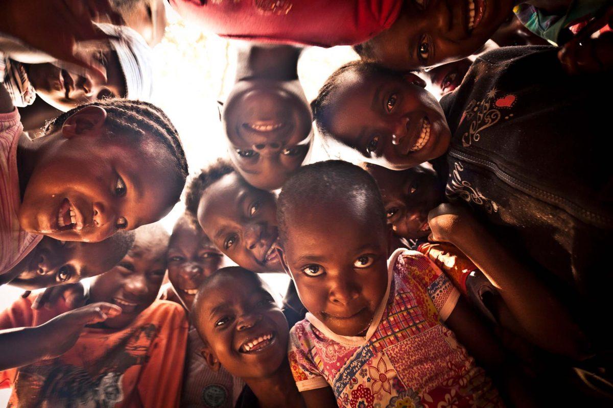 Adrian Kuipers - Children Of Namibia #4 - Medium Resolution
