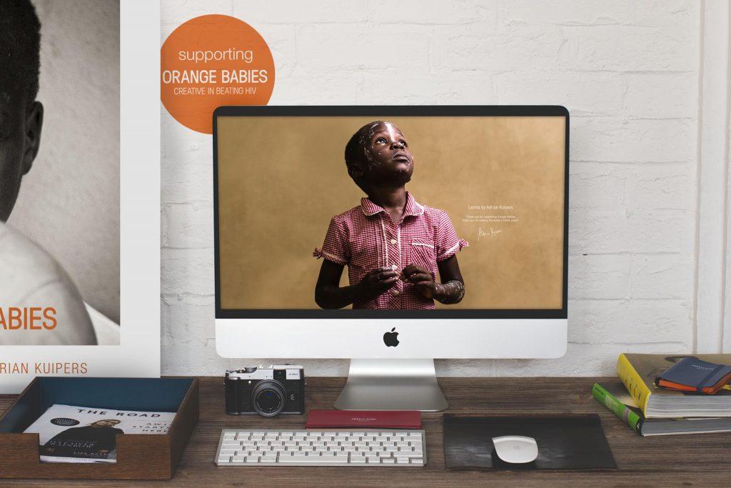 Adrian Kuipers - Lavina - Desktop Wallpaper - Preview